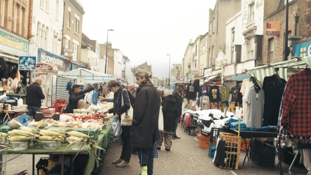 DEPTFORD – STREETFOOD