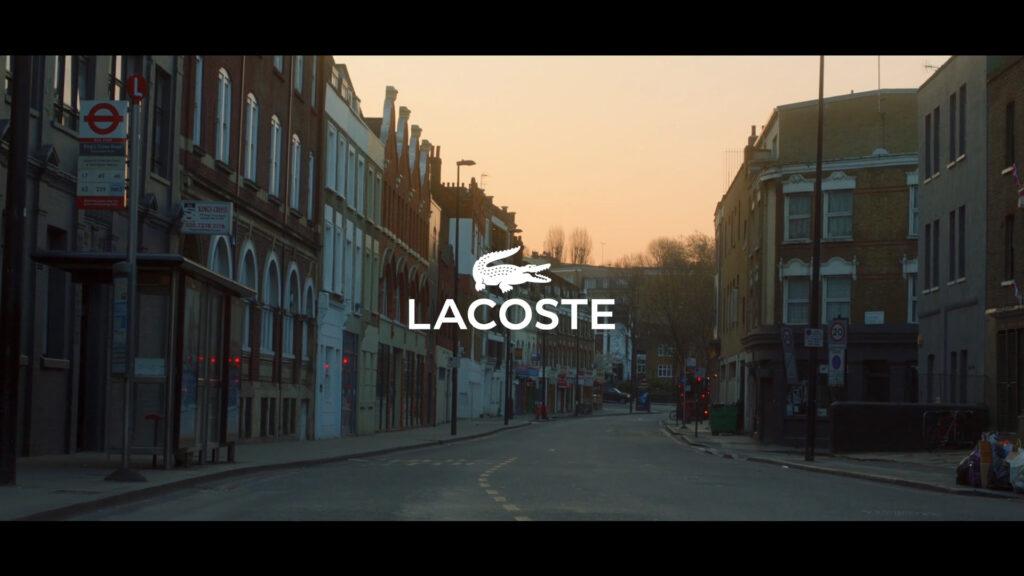 MY LACOSTE POLO – CHE LINGO