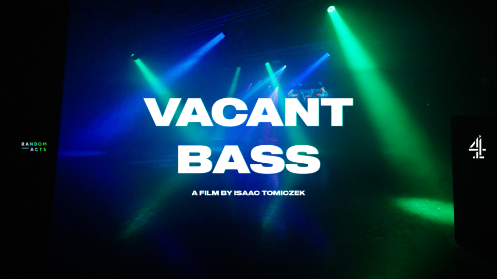 VACANT BASS – RANDOM ACTS