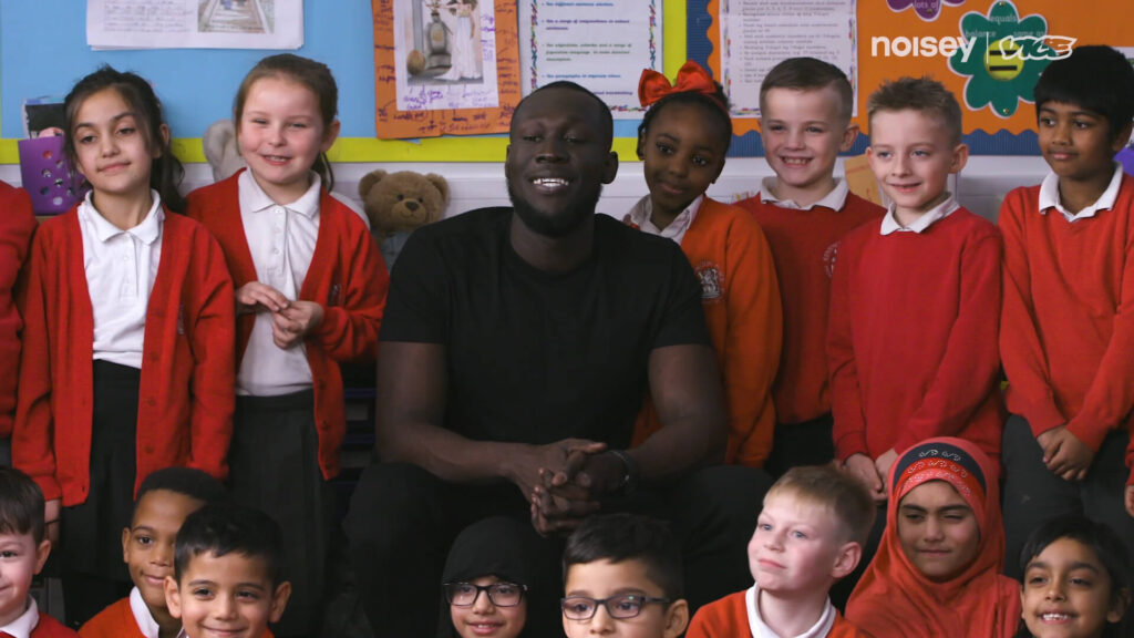 CUTE KIDS VS STORMZY